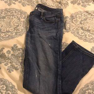LOFT Modern Slim Jeans